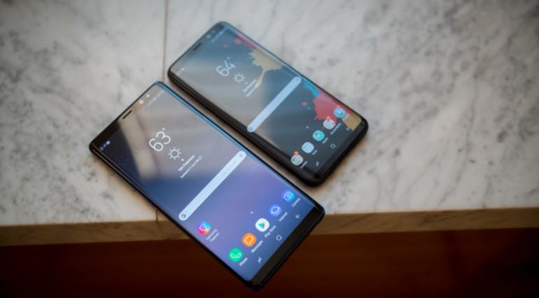 """LG V30 vs Galaxy S8 Plus - """"Cuộc chiến vô cực"""" giữa Snapdragon và Exynos"""