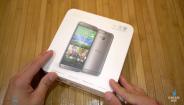 Đập hộp và trên tay HTC One M8