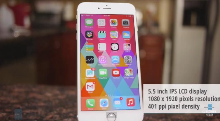 Đánh giá và trải nghiệm iPhone 6 Plus