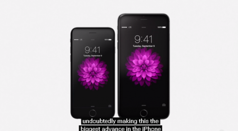 Giới thiệu iPhone 6 và iPhone 6 Plus
