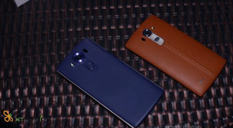 So sánh LG V10 và LG G4: Phiên bản xách tay từ Hàn Quốc