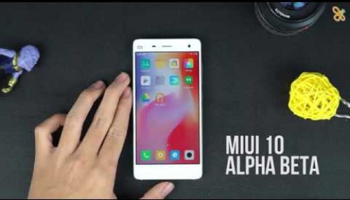 Trải nghiệm MIUI 10 trên Xiaomi Mi 4: Tuyệt vời!