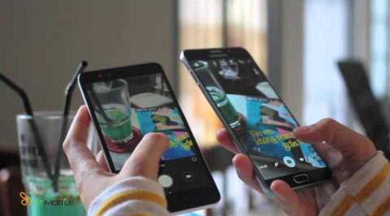 So sánh Samsung Galaxy Note 5 Bản Hàn Quốc vs Xiaomi Redmi note 2
