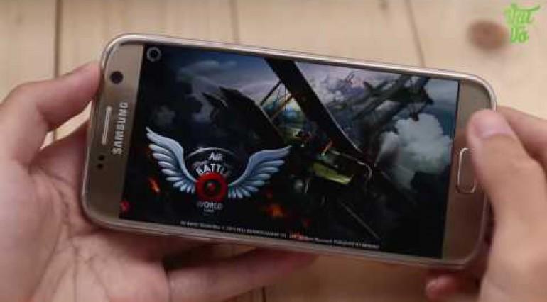 Vật Vờ Game Launcher & Game Tool trên Galaxy S7 S7 Edge để làm gì