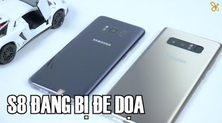 Samsung Galaxy S8 liệu có đáng mua so với smartphone tầm trung mới?
