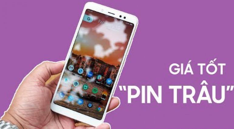Redmi Note 5 Pro - Cấu hình khổng lồ, pin trâu 3 ngày