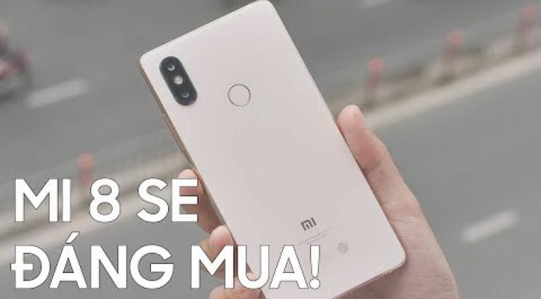 Xiaomi Mi 8 SE - Dưới 6 Triệu có gì đáng mua?