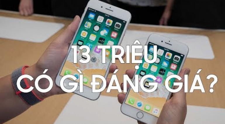 iPhone 8 Plus: Có gì đáng mua trong tầm giá 13 triệu?